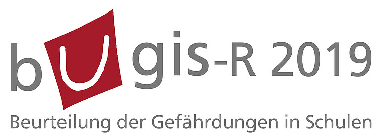 bugis-Logo (Beurteilung der Gefährdungen in Schulen)