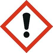 Gefahrstoffsymbol - Akute Toxizität GHS