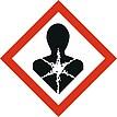 Gefahrstoffsymbol - Aspirationsgefahr GHS